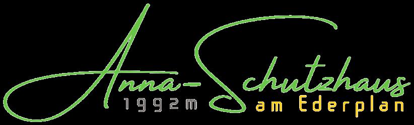 Anna Schutzhaus – Ederplan 1992m, Bewirtung & Übernachtung